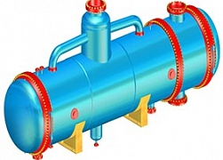 Shell-and-tube heat exchangers