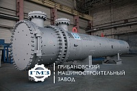 Изображение Shell-and-tube heat exchangers