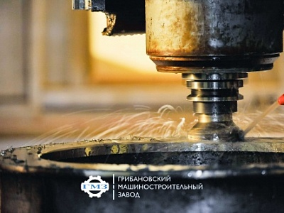 Изображение Workshop of chambers manufacture and machining